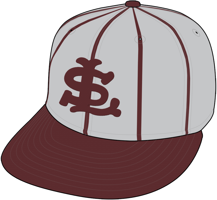 St. Louis Browns Cap Cap (1927-1933) - Road Cap SportsLogos.Net