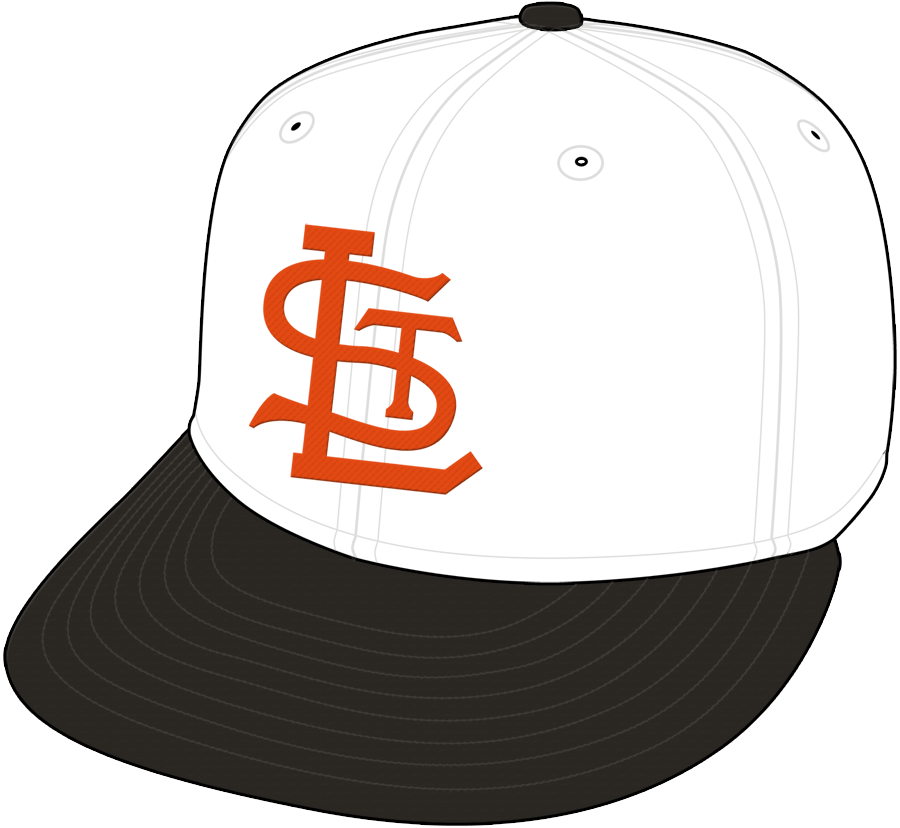 St. Louis Browns Cap Cap (1946-1949) - Home Cap SportsLogos.Net