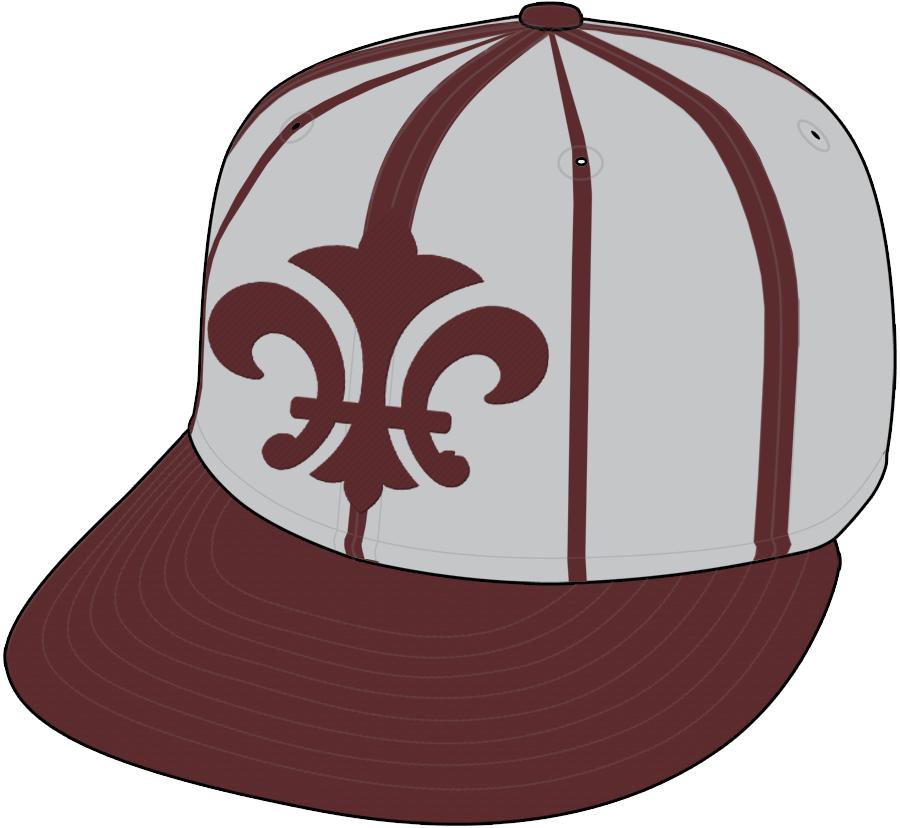 St. Louis Browns Cap Cap (1910) - Road Cap SportsLogos.Net