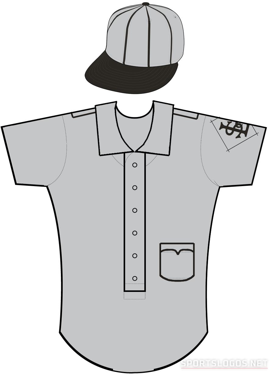 St. Louis Browns Uniform Road Uniform (1906) -  SportsLogos.Net