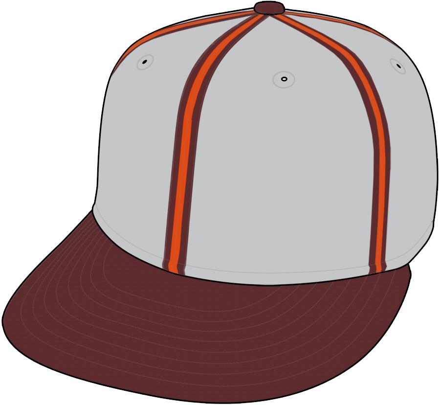 St. Louis Browns Cap Cap (1940-1945) - Road Cap SportsLogos.Net