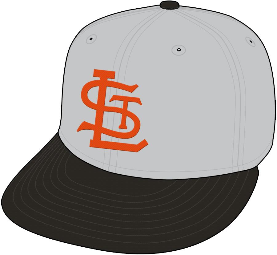 St. Louis Browns Cap Cap (1946-1949) - Road Cap SportsLogos.Net