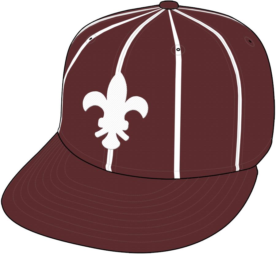 St. Louis Browns Cap Cap (1908-1909) - Road Cap SportsLogos.Net