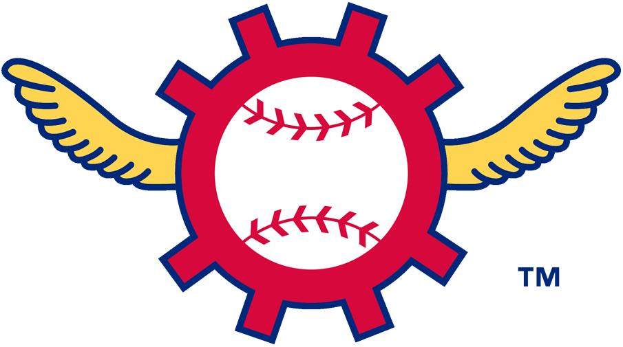Seattle Pilots Logo Alternate Logo (1969) - Winged Pilot's wheel SportsLogos.Net
