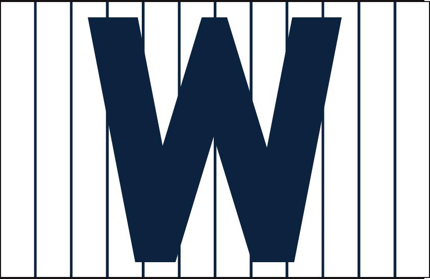 Washington Nationals Logo Jersey Logo (1942) - Home jersey wordmark SportsLogos.Net