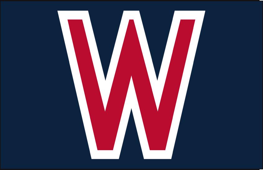 Washington Nationals Logo Cap Logo (1936-1937) -  SportsLogos.Net