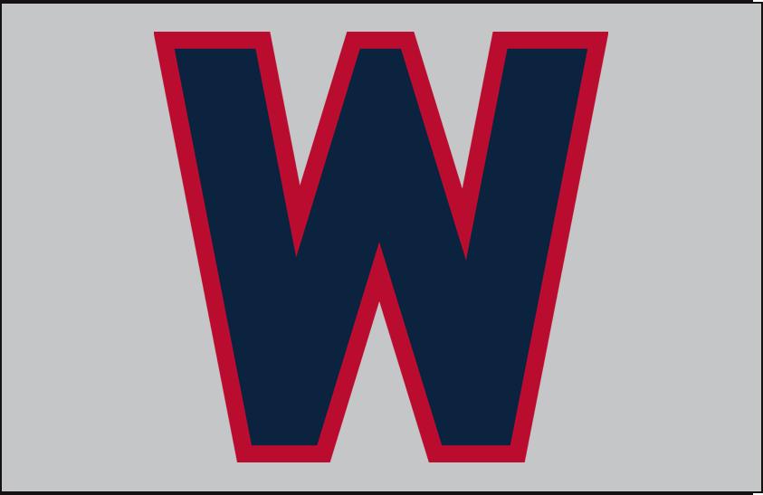 Washington Nationals Logo Jersey Logo (1950-1954) - Road jersey wordmark SportsLogos.Net
