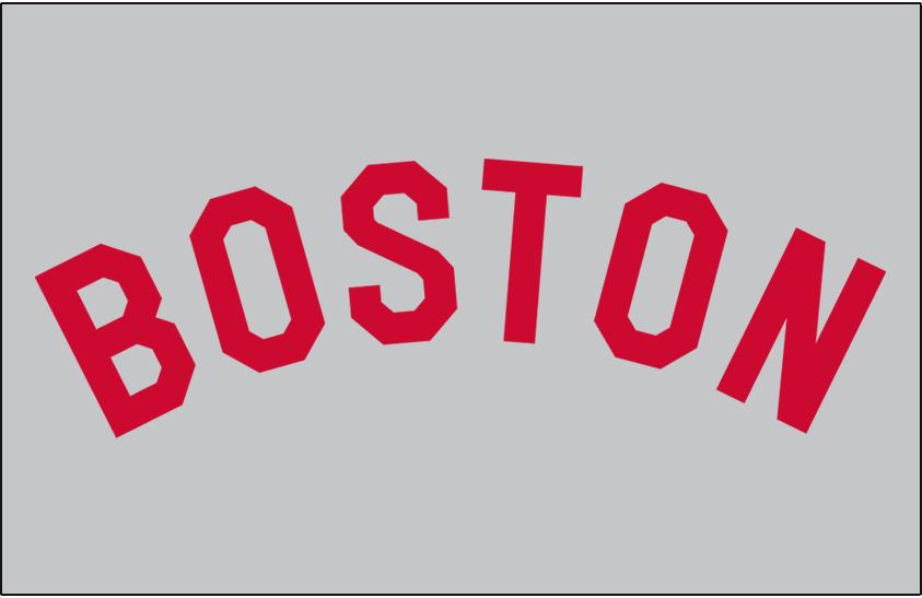 Boston Beaneaters Logo Jersey Logo (1901-1905) - Road SportsLogos.Net