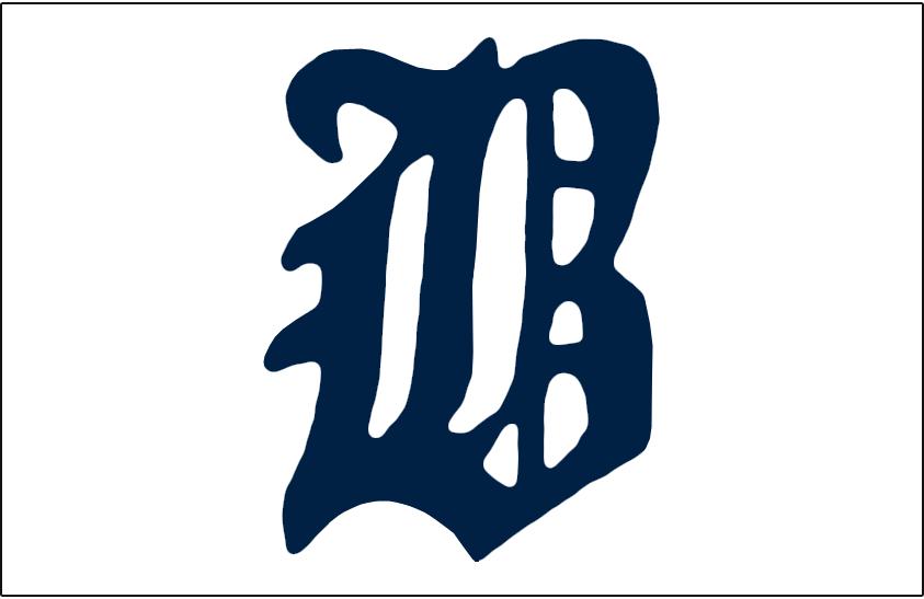 Boston Beaneaters Logo Jersey Logo (1897-1899) - Home Jersey SportsLogos.Net