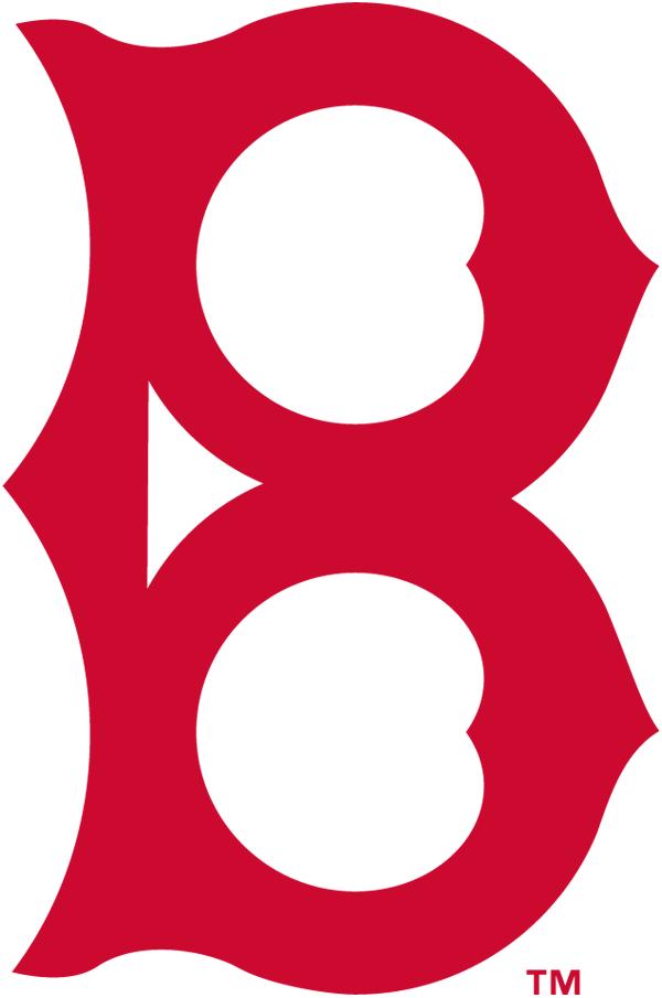 Boston Doves Logo Primary Logo (1908) - A red 'B' SportsLogos.Net