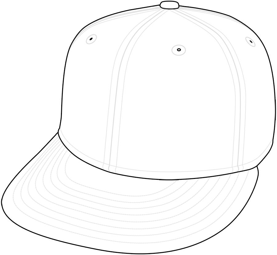 Boston Rustlers Cap Cap (1911) - Home SportsLogos.Net