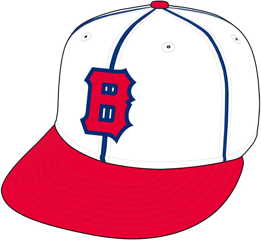Boston Bees Cap Cap (1939) - Home Cap SportsLogos.Net