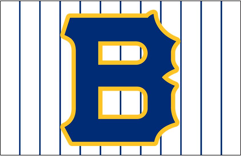 Boston Bees Logo Jersey Logo (1938) - Home SportsLogos.Net