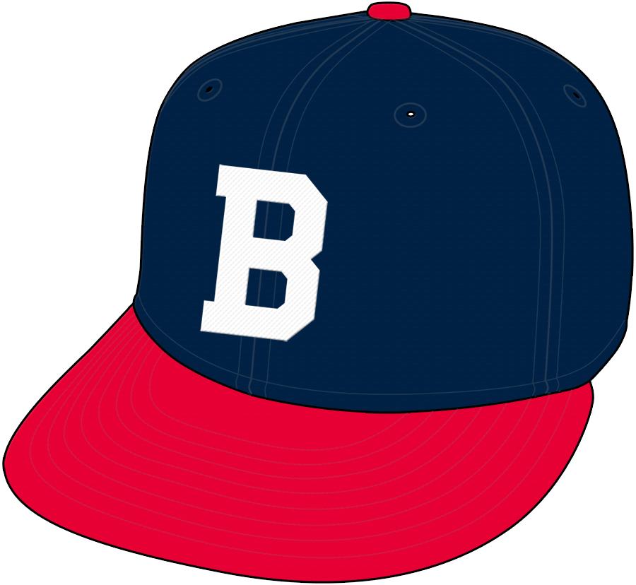 Boston Bees Cap Cap (1940) - Road Cap SportsLogos.Net