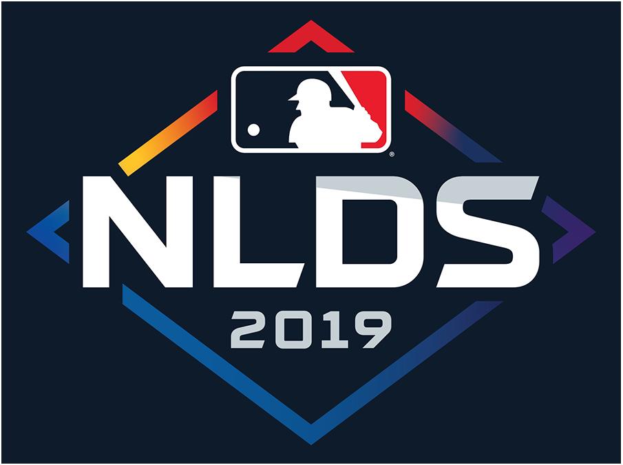 NLDS Logo Primary Logo (2019) - 2019 National League Division Series Logo SportsLogos.Net