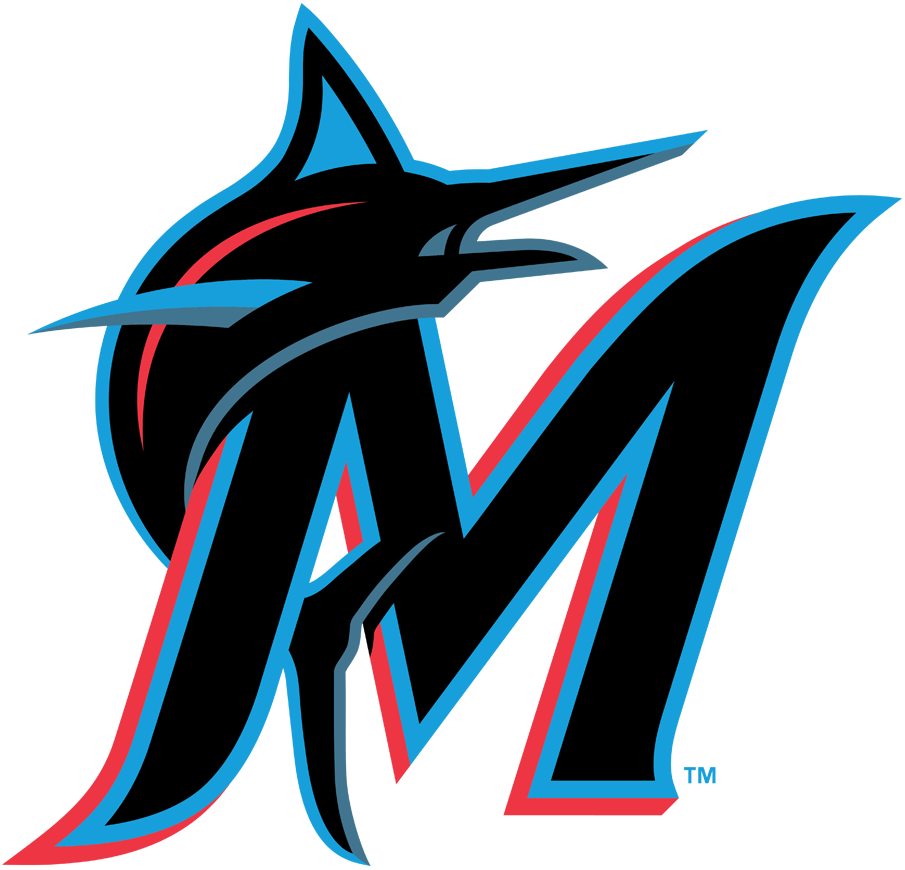miami marlins alternate logo national league nl