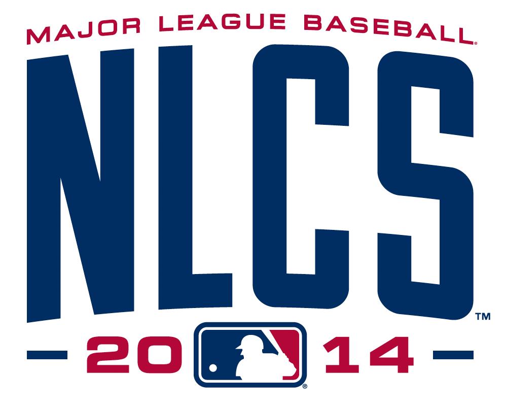 NLCS Logo Primary Logo (2014) - 2014 National League Championship Series (NLCS) primary logo SportsLogos.Net