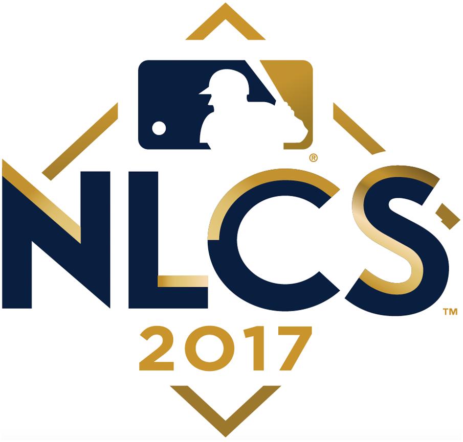 NLCS Logo Primary Logo (2017) - 2017 National League Championship Series Logo SportsLogos.Net