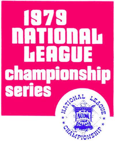 NLCS Logo Primary Logo (1979) - 1979 National League Championship Series Logo SportsLogos.Net