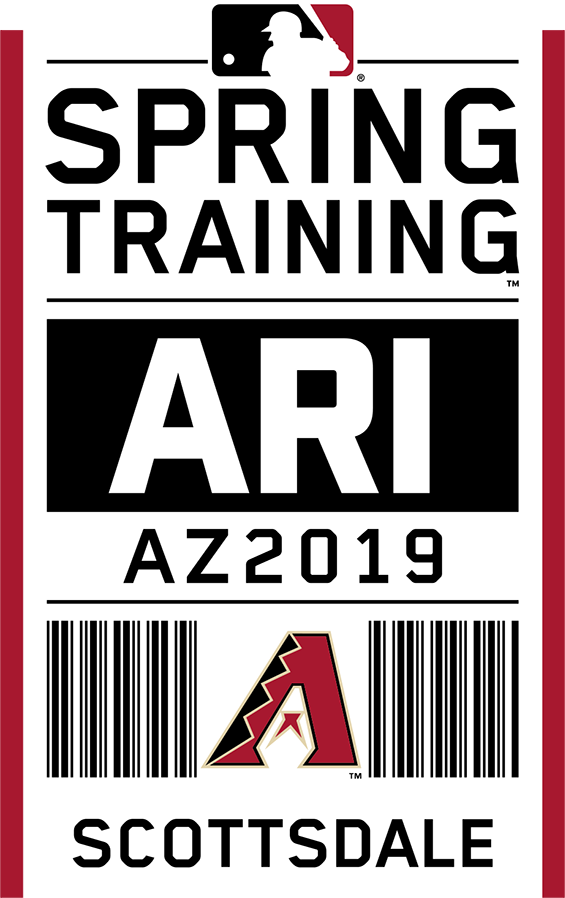 Arizona Diamondbacks Logo Event Logo (2019) - Arizona Diamondbacks 2019 Spring Training Logo SportsLogos.Net