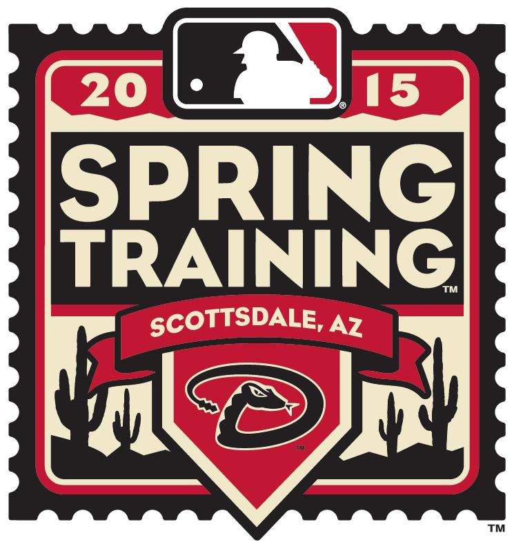 Arizona Diamondbacks Logo Event Logo (2015) - 2015 Arizona Diamondbacks Spring Training Logo SportsLogos.Net