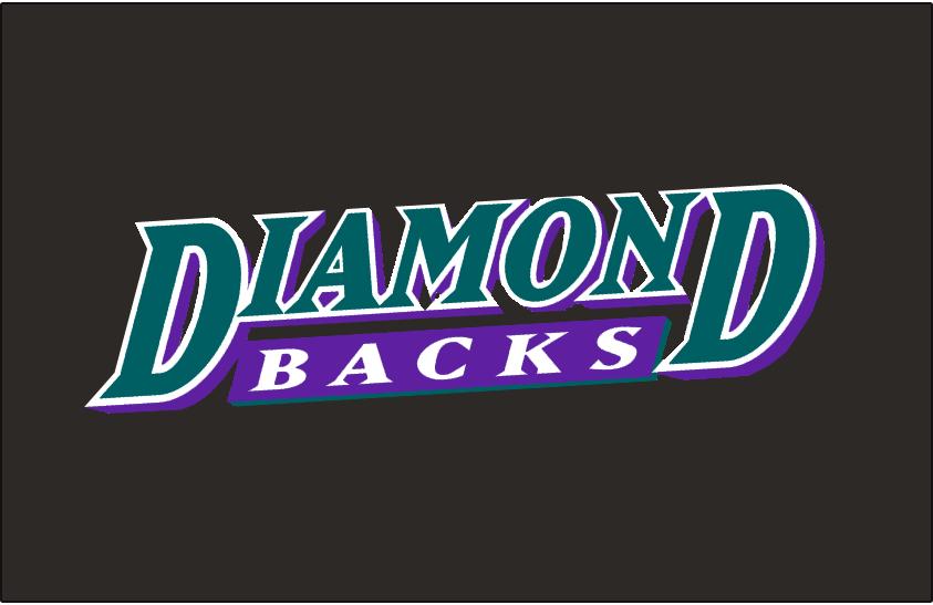 Arizona Diamondbacks Batting Practice Logo