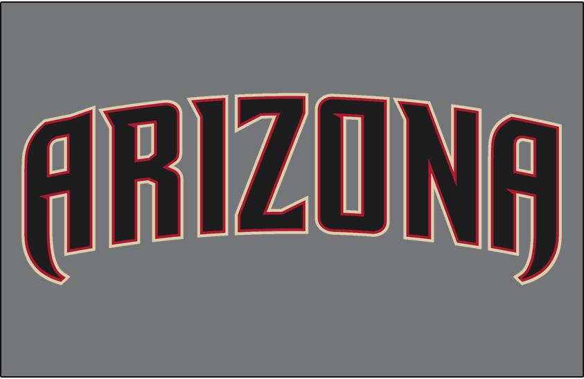 Arizona Diamondbacks Jersey Logo