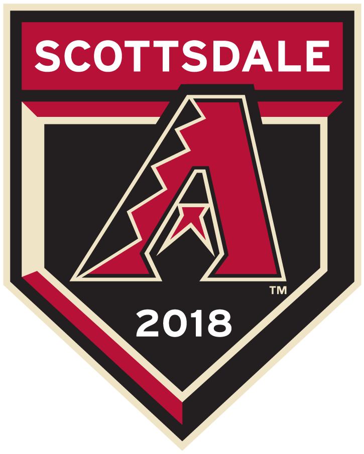 Arizona Diamondbacks Logo Event Logo (2018) - Arizona Diamondbacks 2018 Spring Training Logo SportsLogos.Net
