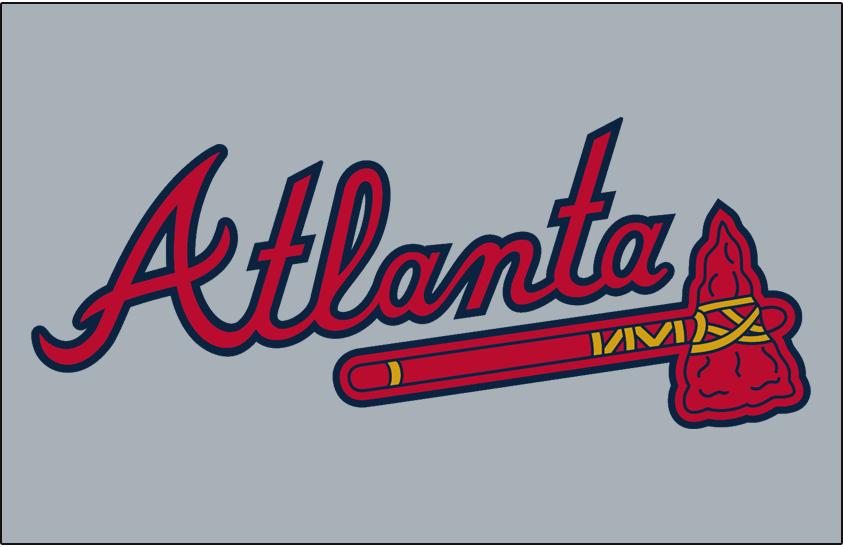 best service f05da 9188f Atlanta Braves Jersey Logo - National League (NL) - Chris ...