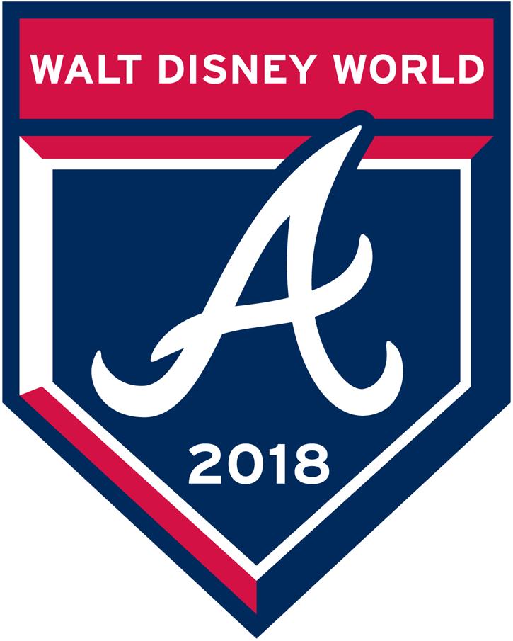 Atlanta Braves Logo Event Logo (2018) - Atlanta Braves 2018 Spring Training Logo SportsLogos.Net