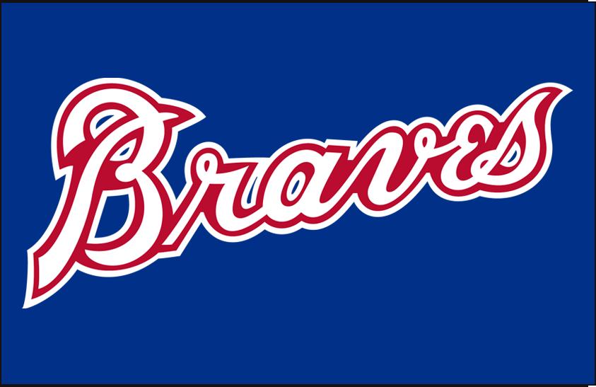 Atlanta Braves Logo Jersey Logo (1974-1975) -