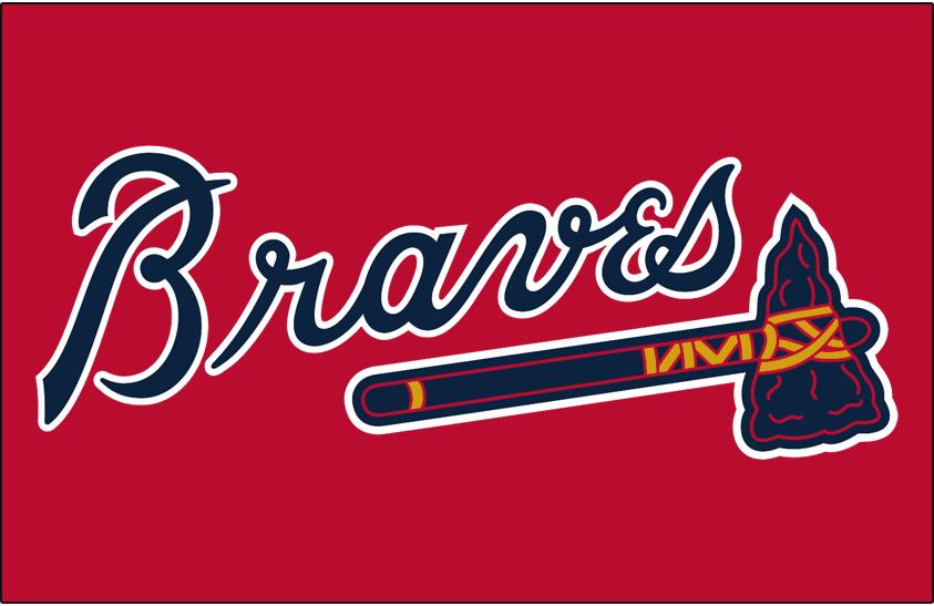 Atlanta Braves Jersey Logo - National League (NL) - Chris ...