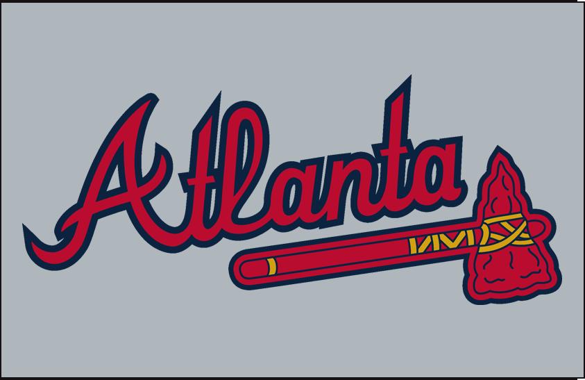 best service f838d 52dfc Atlanta Braves Jersey Logo - National League (NL) - Chris ...