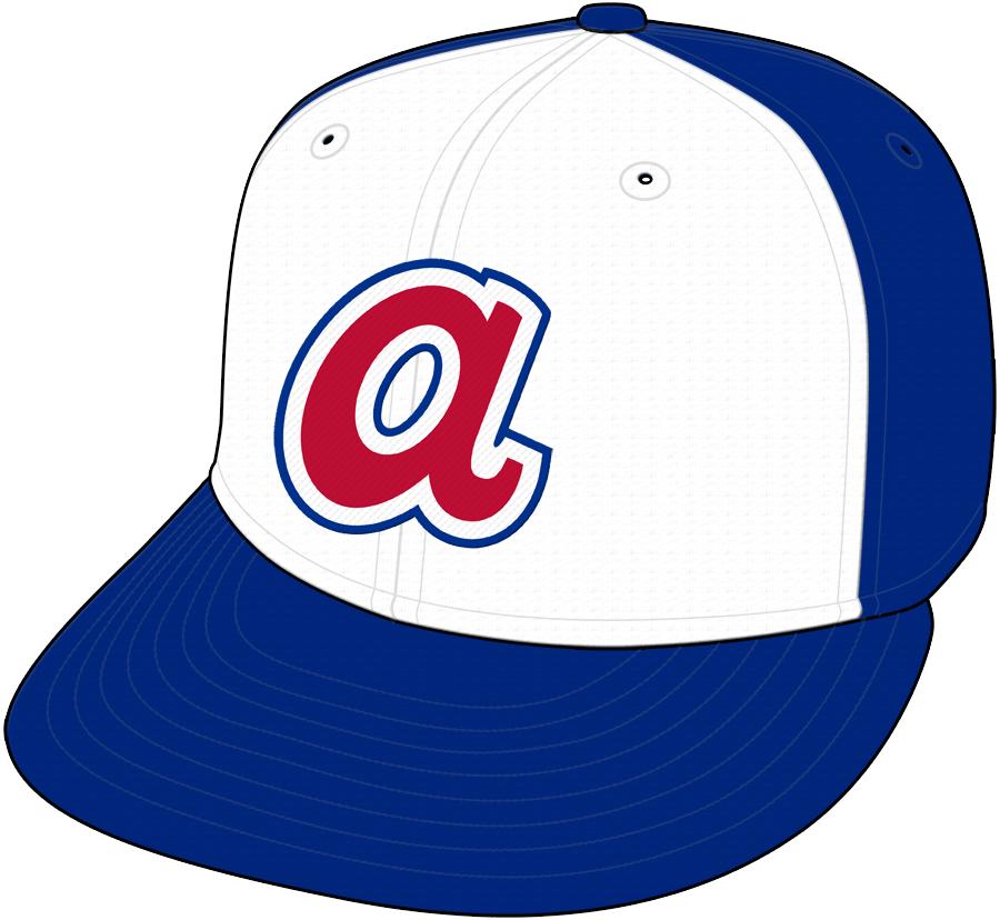 Atlanta Braves Cap Cap (1972-1980) -  SportsLogos.Net