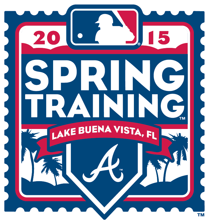 Atlanta Braves Logo Event Logo (2015) - 2015 Atlanta Braves Spring Training Logo SportsLogos.Net