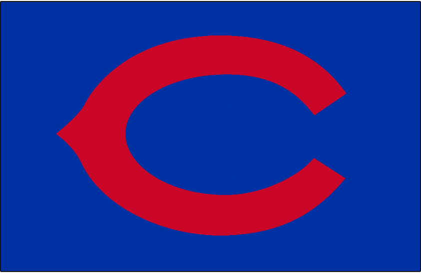 Chicago Cubs Cap Logo National League Nl Chris Creamers