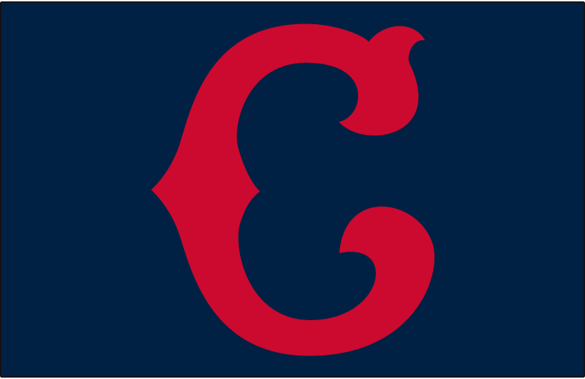 Chicago Cubs Logo Cap Logo (1934-1935) - A red C on navy blue, worn as Chicago Cubs alternate cap in 1934 and 1935 seasons SportsLogos.Net