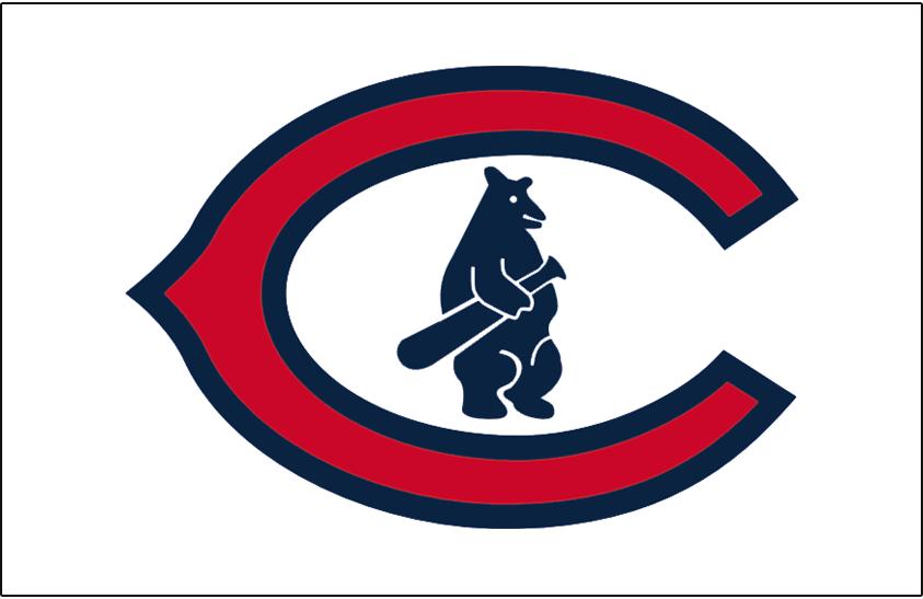 Chicago Cubs Jersey Logo National League Nl Chris Creamers