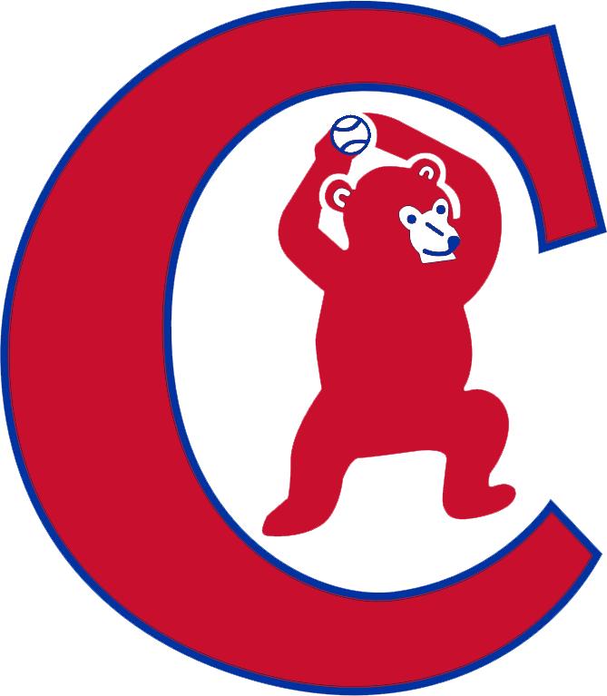 e2b45b31 Chicago Cubs Alternate Logo - National League (NL) - Chris Creamer's ...