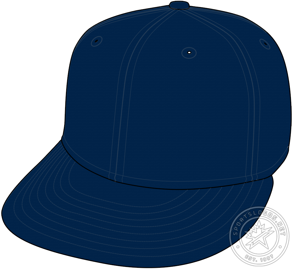 Chicago Cubs Cap Cap (1927-1929) - From 1927 through 1929 the Chicago Cubs wore a plain navy blue cap with both their home and road uniforms SportsLogos.Net