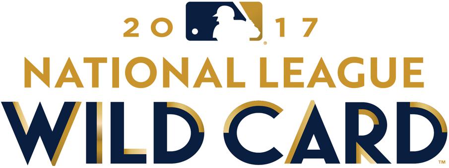 NL Wildcard Game Logo Primary Logo (2017) - 2017 National League Wild Card Game Logo - Colorado Rockies vs Arizona Diamondbacks SportsLogos.Net