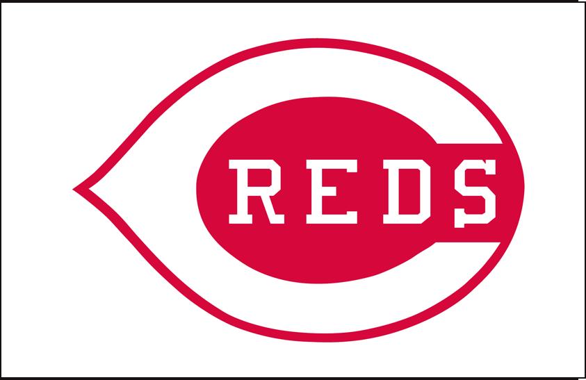 Cincinnati Reds Logo Jersey Logo (1968-1992) - Home SportsLogos.Net