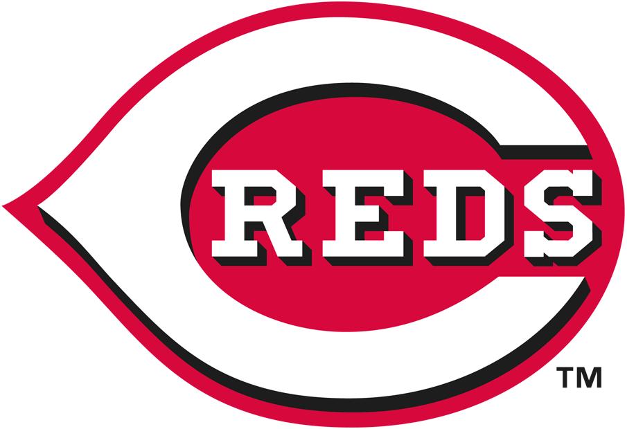 Cincinnati Reds Logo Primary Logo (1999-2012) -  SportsLogos.Net