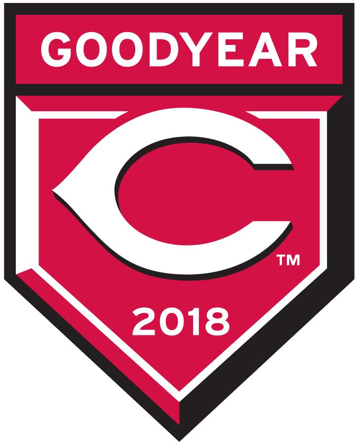 Cincinnati Reds Logo Event Logo (2018) - Cincinnati Reds 2018 Spring Training Logo SportsLogos.Net