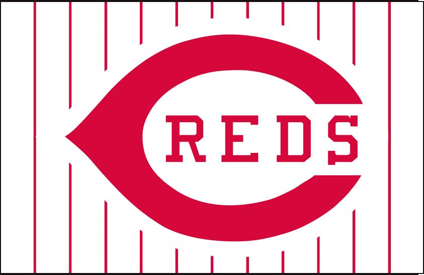 Cincinnati Reds Logo Jersey Logo (1993-1998) - Home SportsLogos.Net