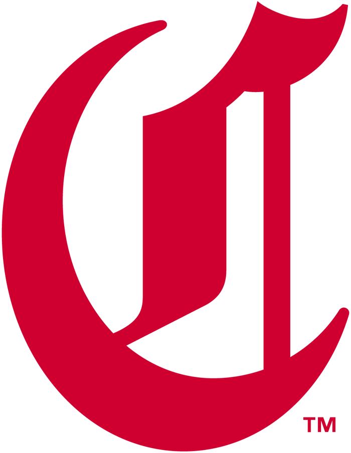 Cincinnati Reds Logo Primary Logo (1890-1899) - Caligraphed C in red SportsLogos.Net