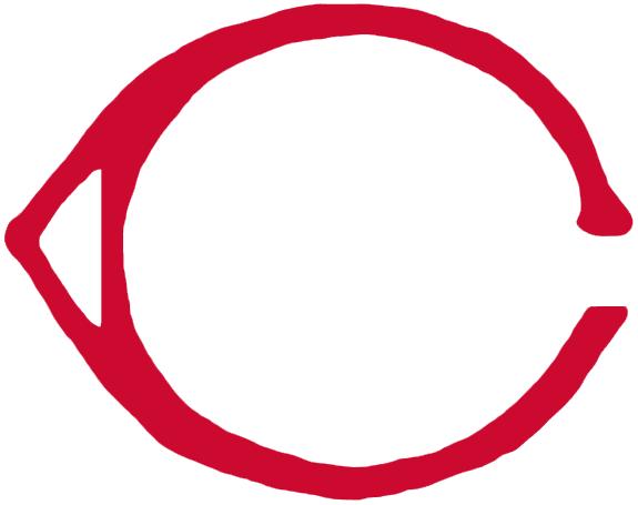 Cincinnati Reds Logo Primary Logo (1905) - A red wishbone 'C' SportsLogos.Net