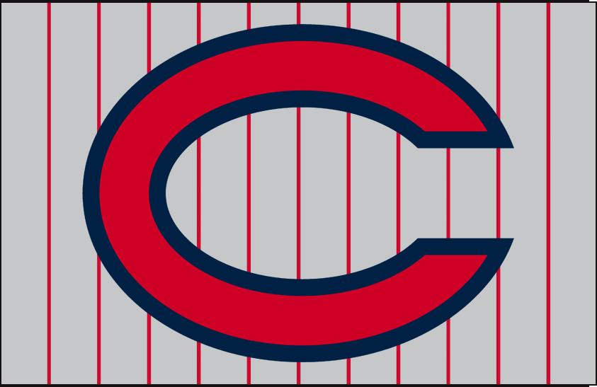 Cincinnati Reds Logo Cap Logo (1961-1966) - Cincinnati Reds cap logo worn on the road from 1961 through 1966 SportsLogos.Net