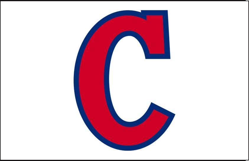 Cincinnati Reds Logo Cap Logo (1932-1933) - Cincinnati Reds home cap logo in 1932 and 1933 seasons SportsLogos.Net