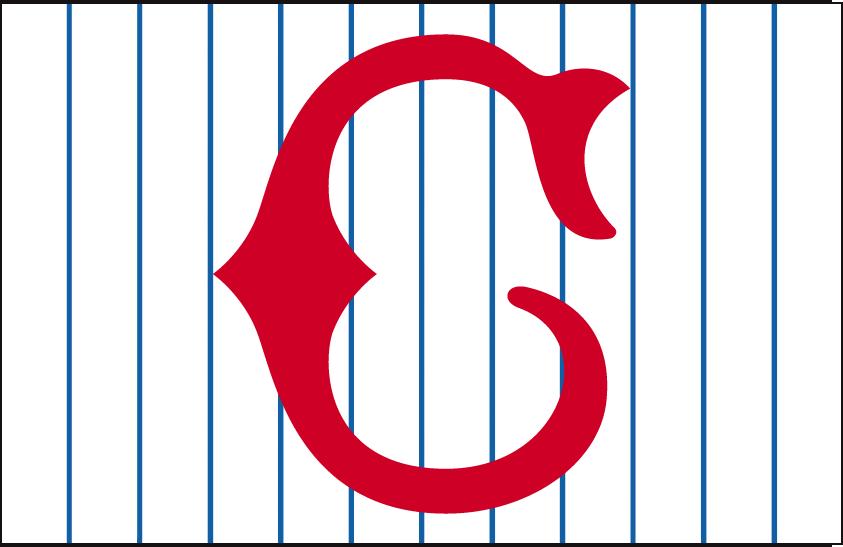 Cincinnati Reds Logo Cap Logo (1914-1923) - Cincinnati Reds home cap logo from 1914 through 1923 seasons SportsLogos.Net